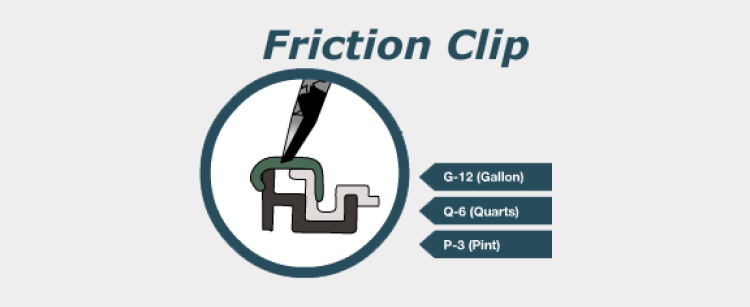 Friction Clip